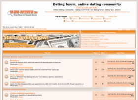 16 The best dating forum online